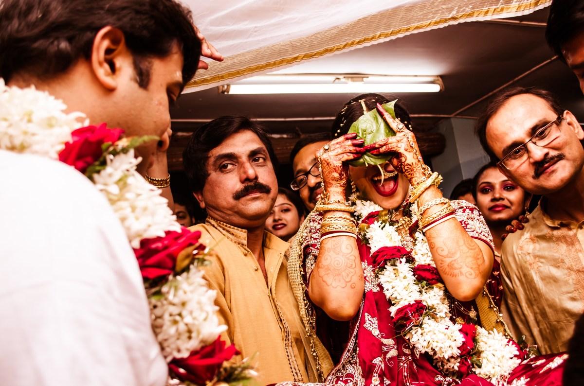 Shubho Drishti A Sweet Ritual In Bengali Weddings