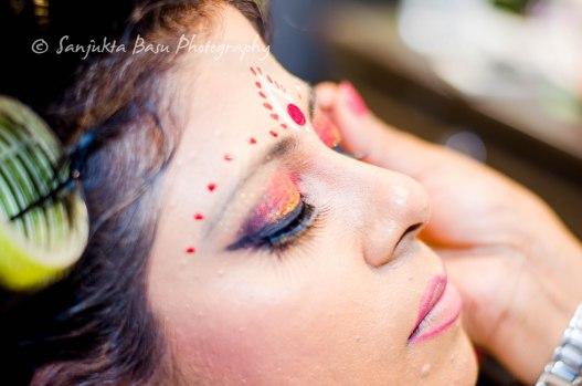 bridal makeup shot-7