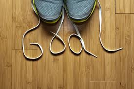 WANT TO HAVE A LASER SHARP FOCUS ON DAILY RUNNING: USE GOALS