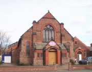 Latchford Methodist Church