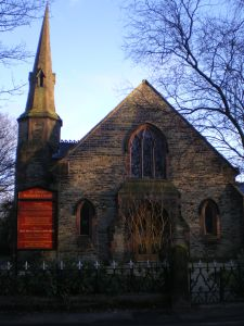 St James (Rainhill) Methodist Church