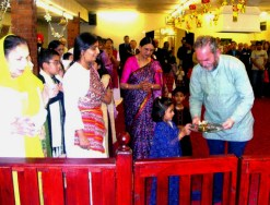 WBM joins Diwali Celebrations