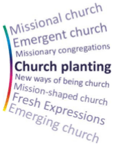 Church Planting Logo