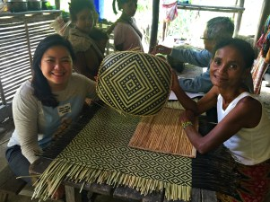 12, IP women can now weave more rattan baskets because of Shell A2E light
