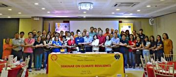 6 Climate Resilience Seminar, Iloilo