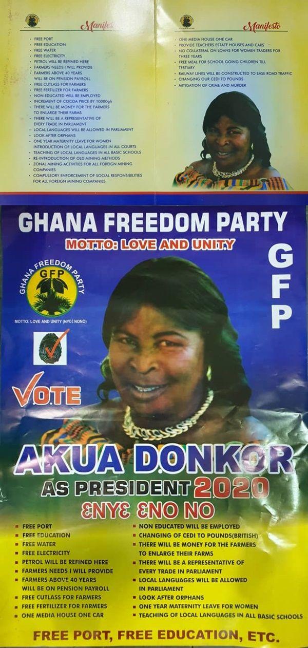 Akua Donkor-Manifesto