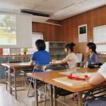 岡山県立大学の学生さんが学外実習に来られました