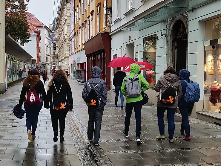 Taizétreffen in Graz