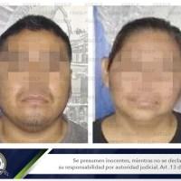 Detienen a presuntos implicados en asesinato de trabajadora municipal y su padre, son sus familiares