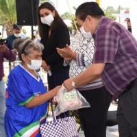 Ayuntamiento de Soledad continúa impulsando programa de apoyo alimentario