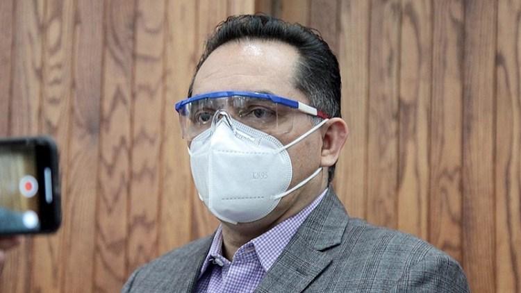 Propone el Dip. Eugenio Govea, que los 58 municipios puedan multar a quien no use cubrebocas