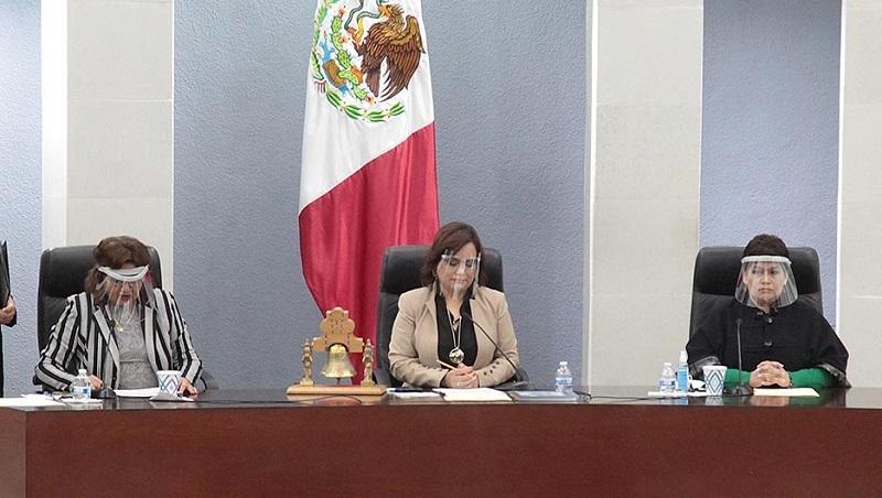 Congreso del Estado realizó su Sesión Solemne de apertura del Primer Periodo Ordinario de Sesiones