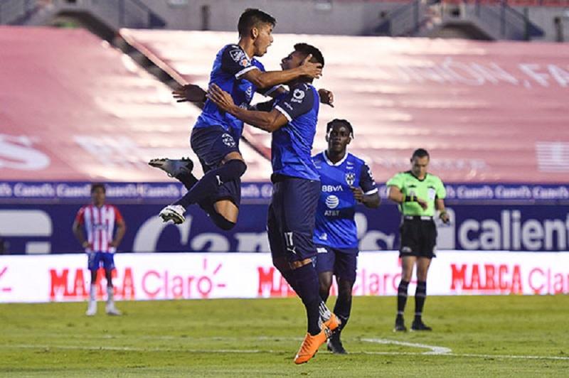 El Atleti de San Luis volvió a perder, ahora fue Monterrey quien le ganó 2-1 en casa