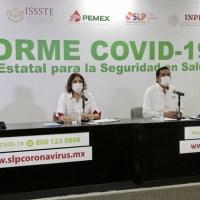 Aunque han reducido los contagios diarios, SLP se acerca a los 22 mil casos de Covid-19