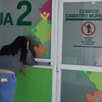 Catastro Municipal enviará una propuesta al Cabildo para aplicar programa de descuentos en multas y recargos en el pago del predial