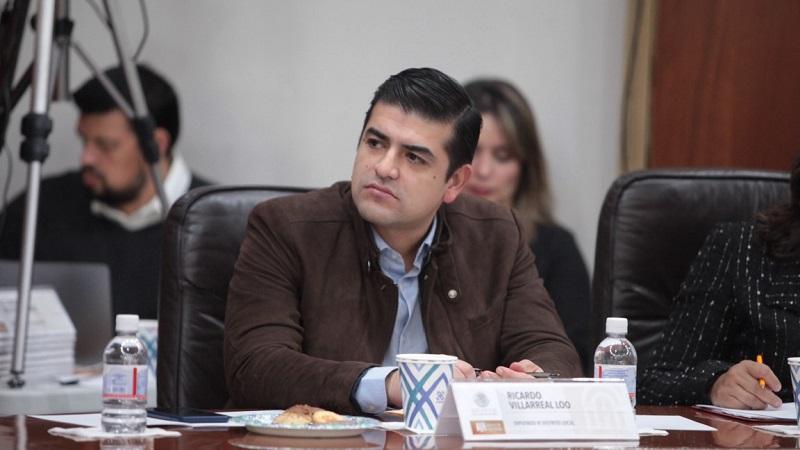 Gobierno Federal deja en la indefensión a San Luis Potosí en materia económica, en salud y seguridad pública.