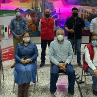 PRI se fortalece en unidad y organización, asegura Elías Pesina Rodríguez
