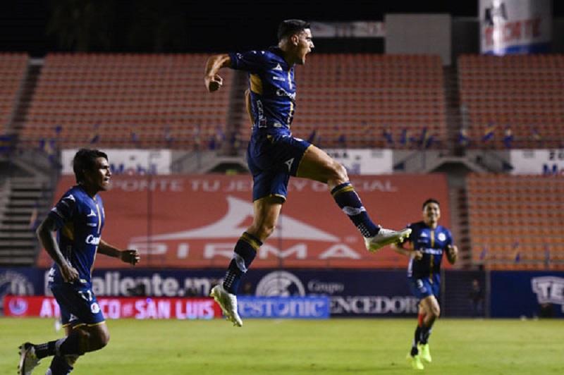 Por fin ganó el Atléti de San Luis, se impuso 2-1 a Querétaro