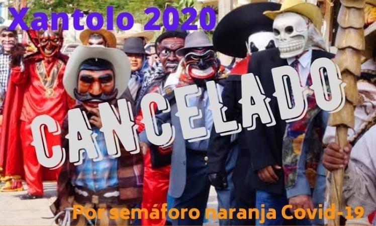 Cancelan festejos del Xantolo y cerrarán panteones, por regreso a semáforo naranja