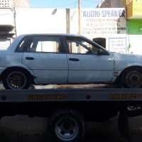 FME recupera siete vehículos, hay tres detenidos