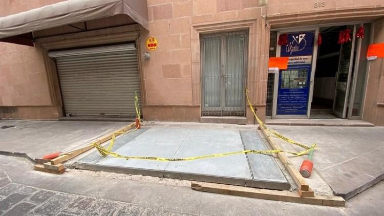 Coordinan acciones CFE y Ayuntamiento, para mejoramiento del Centro Histórico
