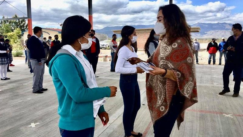 Inicia taller de prevención de embarazos en adolescentes del Cobach
