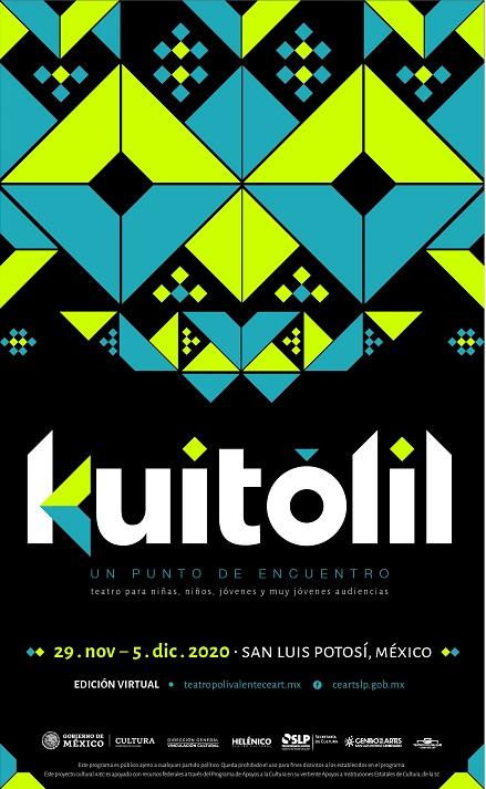 """Presentan """"Kuitólil"""", teatro para niñas, niños y jóvenes audiencias"""