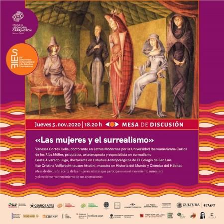 Este jueves inicia el III Encuentro Internacional de Estudios Surrealistas