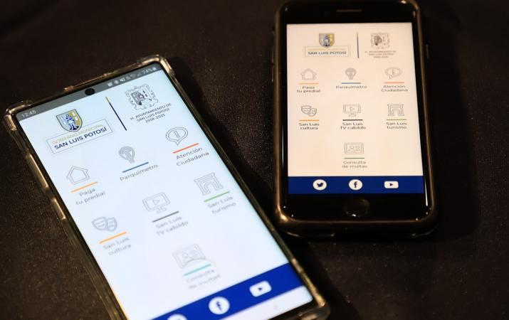 Ayuntamiento capitalino digitaliza prestación de servicios con nueva App