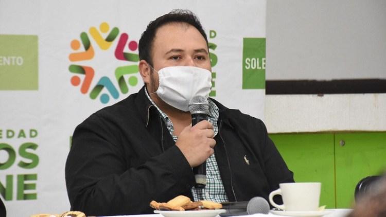 Gobierno Municipal de Soledad cerrará con finanzas sanas, asegura Tesorero