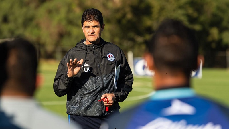 Atlético de San Luis regresó a los entrenamientos bajo el mando de Leonel Rocco