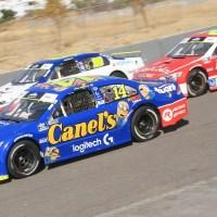 Se Apuntala Alex De Alba Jr. para un Buen Cierre NASCAR en Puebla
