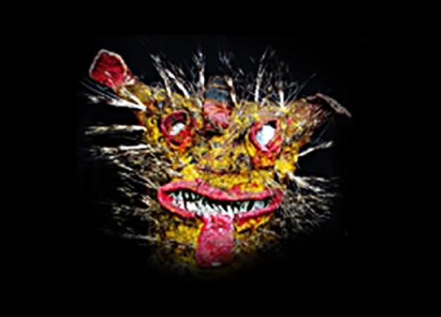 Máscaras del Jaguar