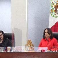 Diputación Permanente tomó protesta a Libi Martínez Martínez como diputada del XIV Distrito Local