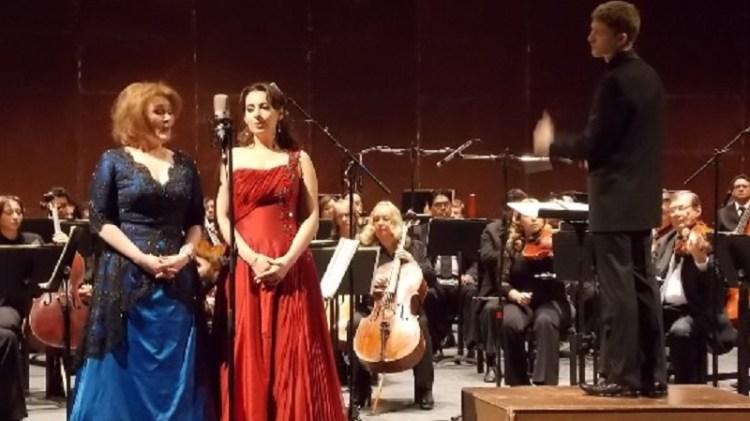 Gala Operística virtual con la OSSLP y voces rusas el fin de semana