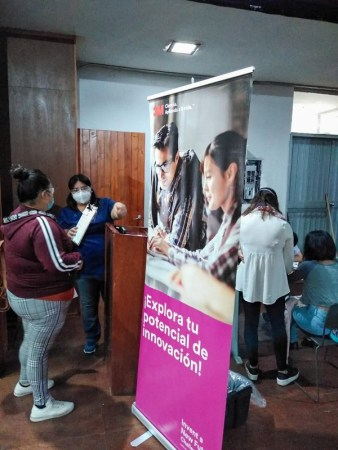 INPOJUVE impulsa a jóvenes para ingresar al sector laboral