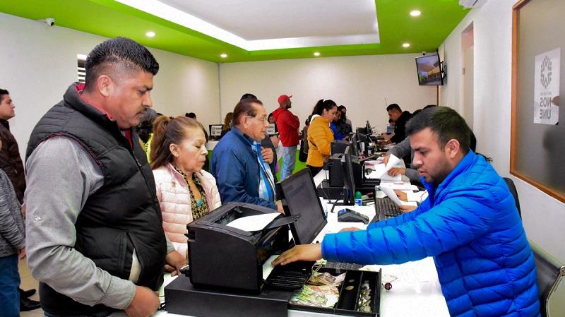 Cerca de 21 mil contribuyentes se han acercado a pagar el Predial en Soledad