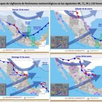 Prevalecerá el ambiente de frío a gélido durante el fin de semana en regiones de San Luis Potosí