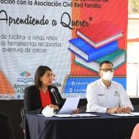Educación Municipal y Red Familia suman esfuerzo por la infancia