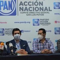 Panistas se declaran listos para defender la voluntad de los potosinos