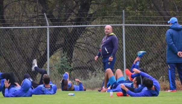 Sin tiempo que perder el ASL comenzó con su preparación para visitar el próximo martes a Monterrey en el juego de ida de la llave uno del grupo tres del torneo de Copa Corona Mx