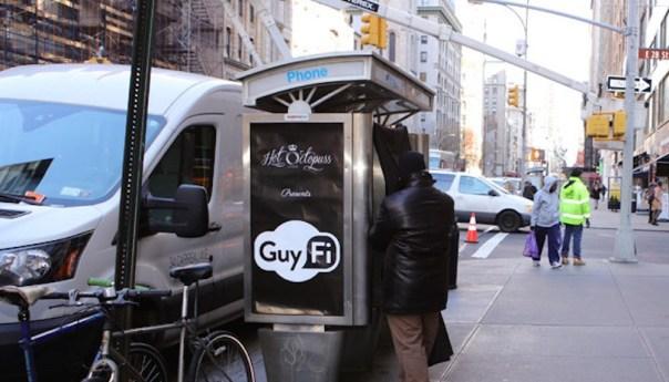 Para desestresarse y rendir más en el trabajo crean GuyFi la cabina para masturbarse en NY