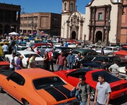 Un Éxito la celebración del Día Mundial del Auto Antiguo