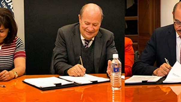 UASLP acuerda con ambos sindicatos el aumento salarial y nuevo contrato colectivo