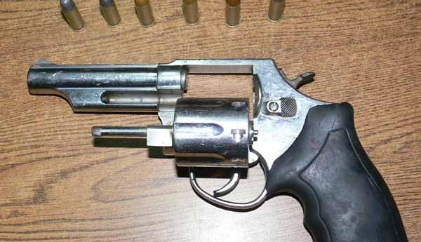 Asegura Policía Estatal a Sujeto que Portaba Arma de Fuego