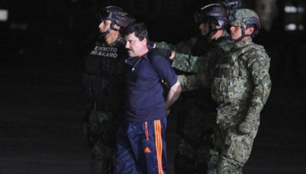 """Sigue en pie el """"Convenio"""" para extraditar al Chapo a EUA: Abogado"""