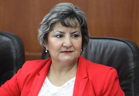 La diputada Rebeca Terán Guevara anunció una inversión federal de 1,600 ampliaciones de vivienda