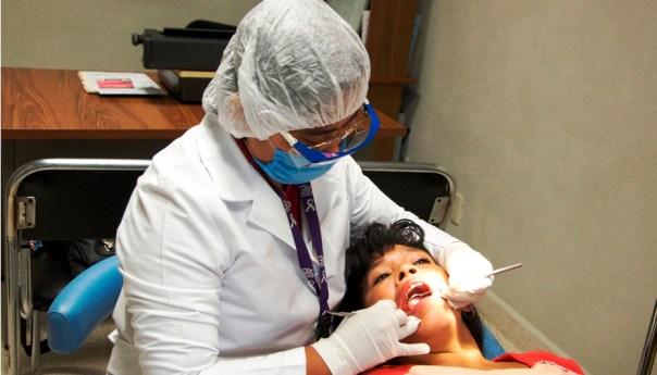 Atenciones de Salud Bucal Secretaría de Salud otorgó más de 7 mil consultas odontológicas