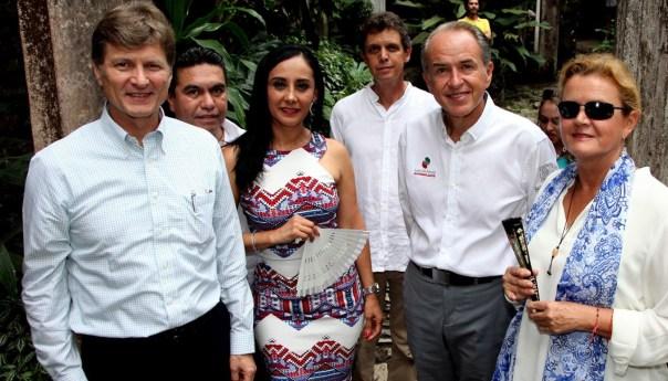 """Secretario de Turismo Presenta Programas """"Viajemos Todos por México y Mejora tu Hotel"""""""