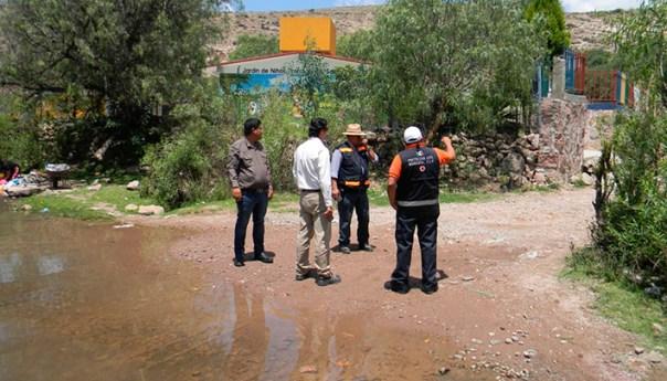 Protección Civil Anuncia Medidas Preventivas por trasvase de agua a la presa San José